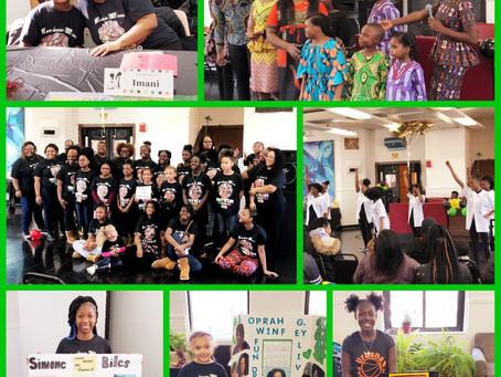 Girls to Life Black History Extravaganza!