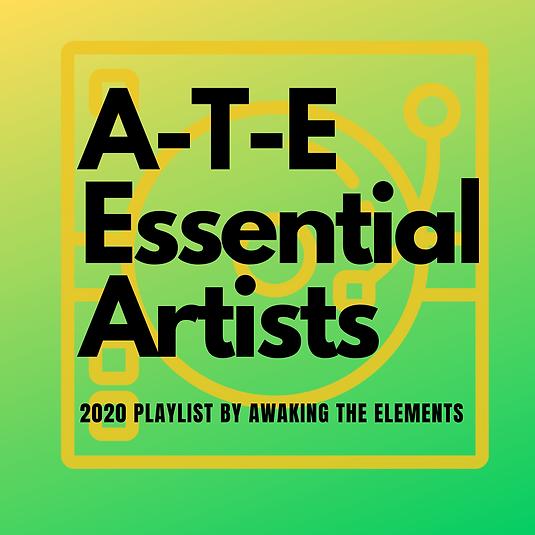 A-T-E Essential Artists