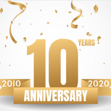 Fiona van Rensburg celebrates 10th Business Anniversary 2020