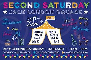 Second Saturday Open Market