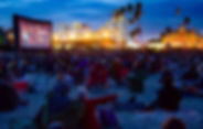Enjoy Movies on the Santa Cruz Beach
