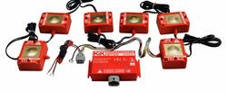 K&K Ultraschall- Hochspannungs-Marderabwehrgerät