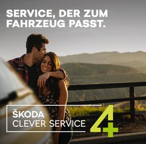 ŠKODA CLEVER Service