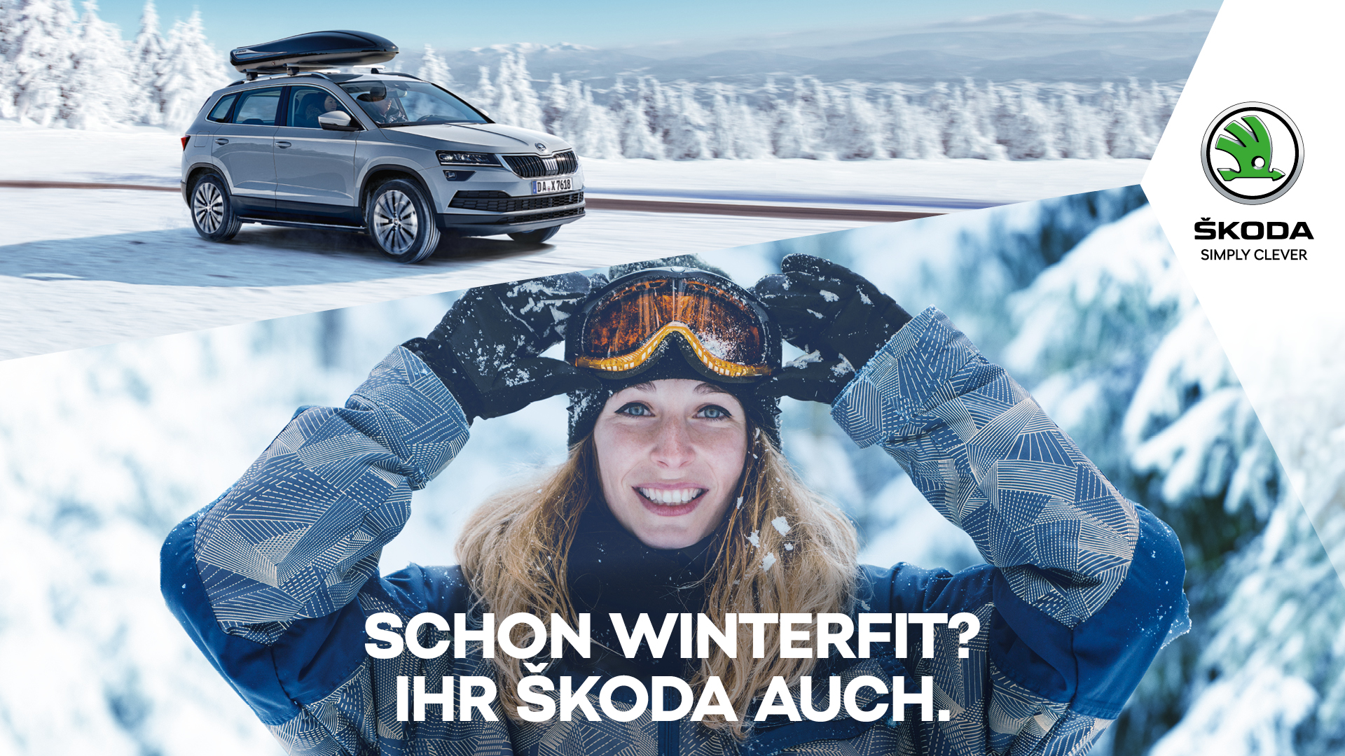 ŠKODA Service im Winter