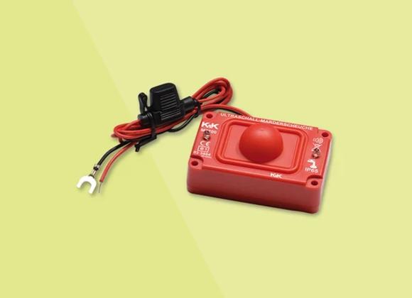 K&K Ultraschall-Marderabwehrgerät