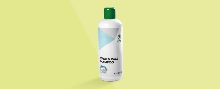 Wasch & Wachs Shampoo