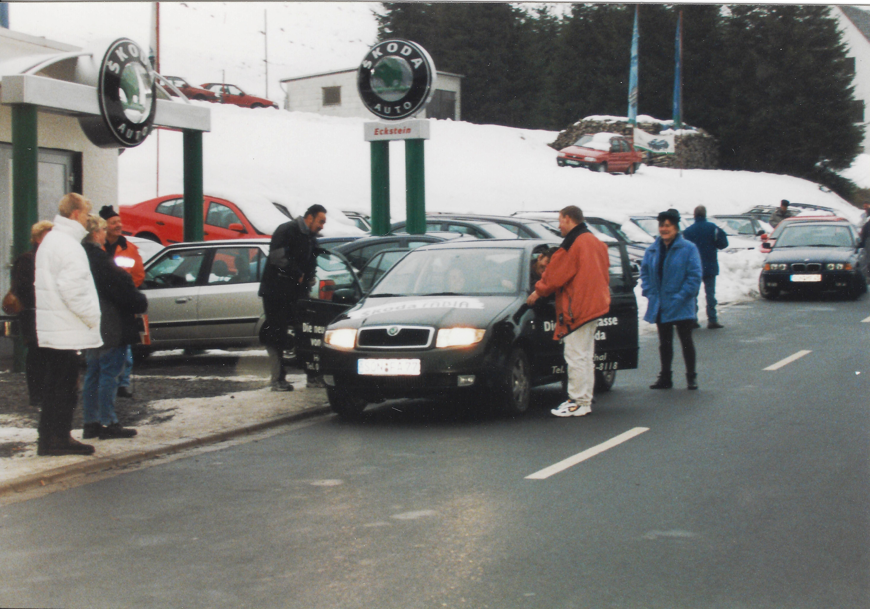 ŠKODA Fabia I Premiere 2000