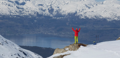 Fonna Glacier Ski Resort