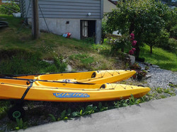 Kayaks for rent Herand