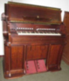 Harmonium Mustl kunstharmonium