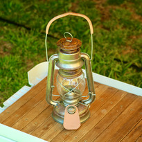 DIETZ Hurricane Lanterns with Leather
