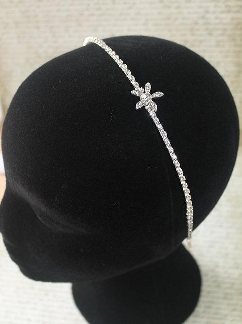 Stephanotis Blossom Diamante Headband