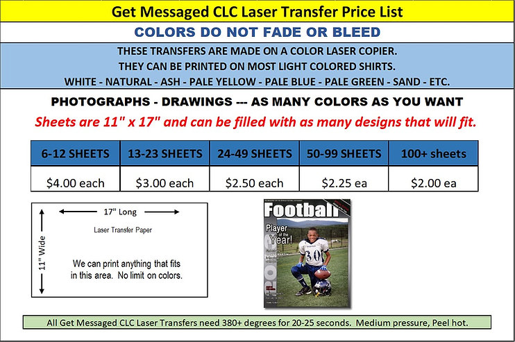 CLC Laser Transfer price list.jpg