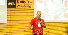 DemoDay AmBev 100+ Aceleração Startups