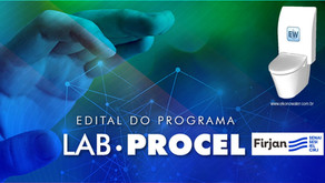 Estamos entre as 5 finalistas do Programa Lab Procel 2020