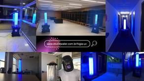 Como os raios UV matam vírus e outros microrganismos?