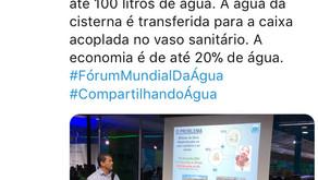 8º Fórum Mundial da Água 2018 - EkonoWater