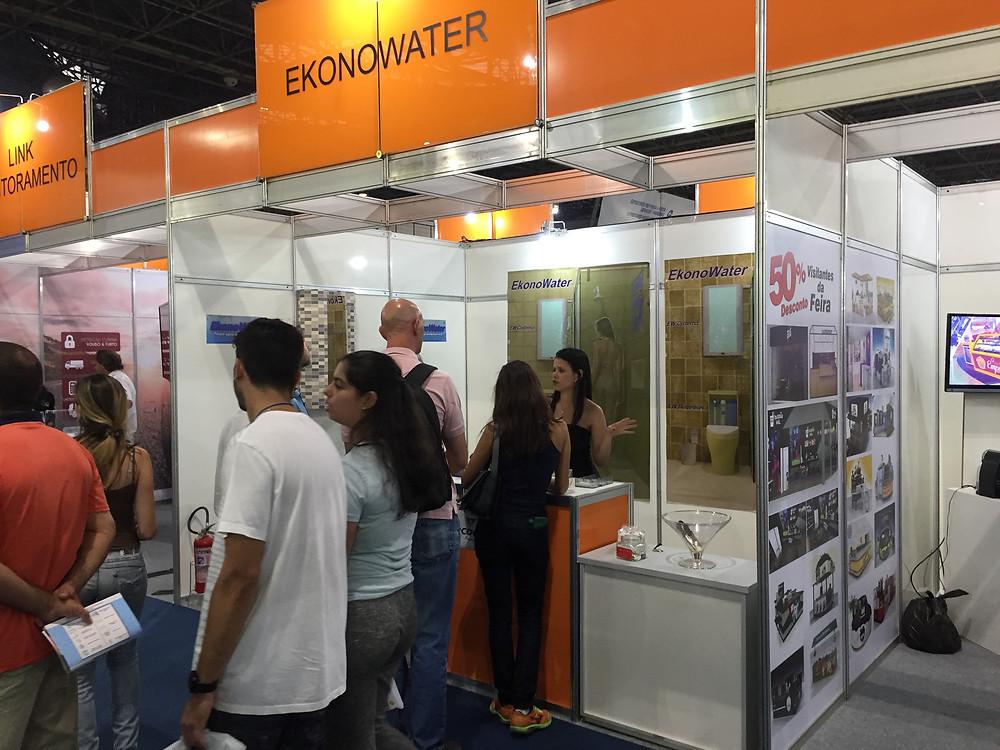 Economia de água - EkonoWater