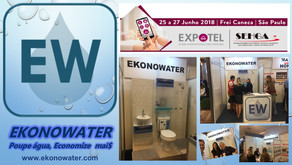 EkonoWater na Feira Internacional e Hotelaria - Expotel