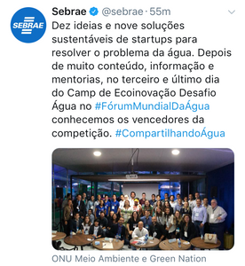 Fórum Mundial Água EkonoWater