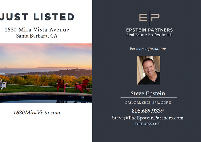 Just Listed for Social Media