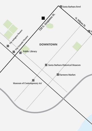Property Map Highlighting Proximity