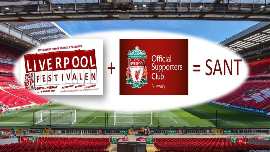Liverpoolfestivalen + LFCSCN = Sant