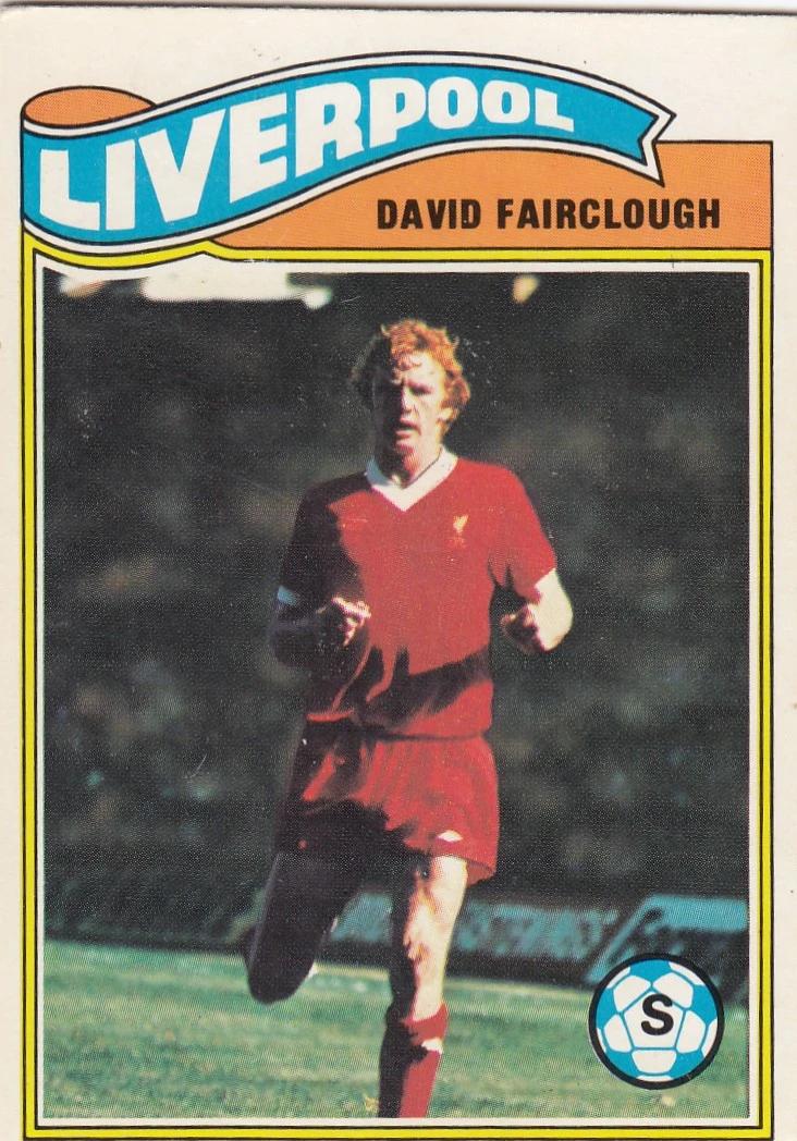 """David """"SuperSub"""" Fairclough kommer til Liverpoolfestivalen sammen med flere legender!"""