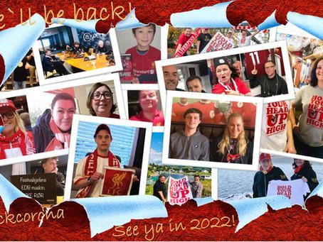 Kjære alle røde fotballvenner i Skandinavia!