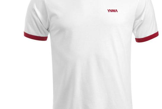 YNWA (Rød/hvit/sort)