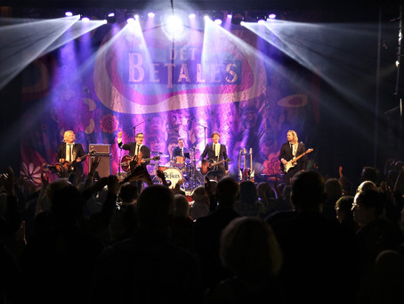 Verdens beste Beatles tribute band?