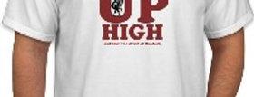 Hold your head up high (Hvit/grå)