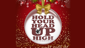 Hold your head up high!