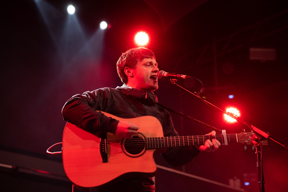Jamie Webster kommer til Liverpoolfestivalen