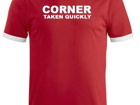 T-skjortene vi ikke laget selv!