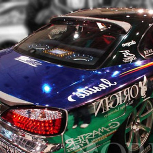Nissan Silvia S15 Trunk Wing