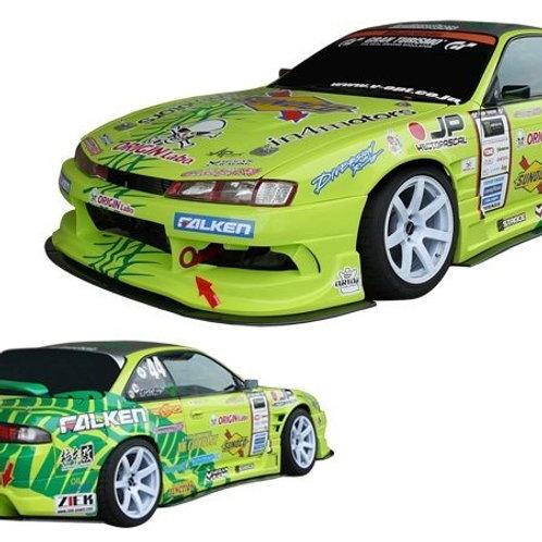 Nissan Silvia S14 Kouki Raceline Kit