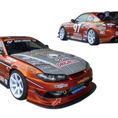 Nissan Silvia S15 Raceline Set