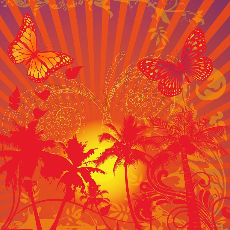 Summer Solstice morning celebration