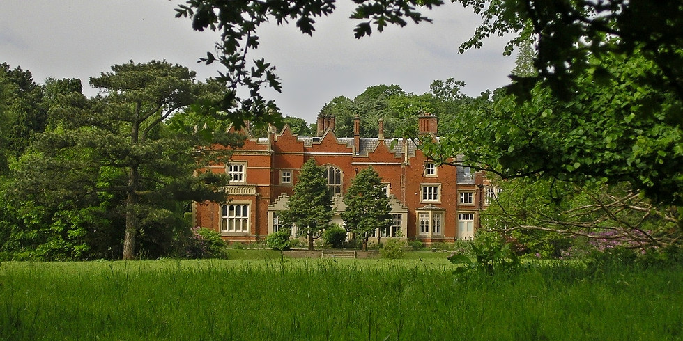 Mindfulness in Nature Abney Hall Park, Cheadle, Stockport