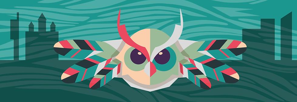 Wild Awake Mindfulness City Urban Owl