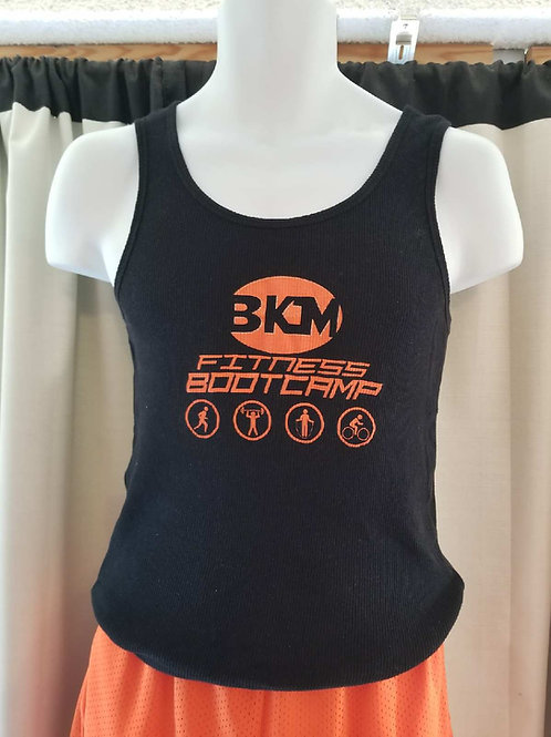 BKM Black Tank Top
