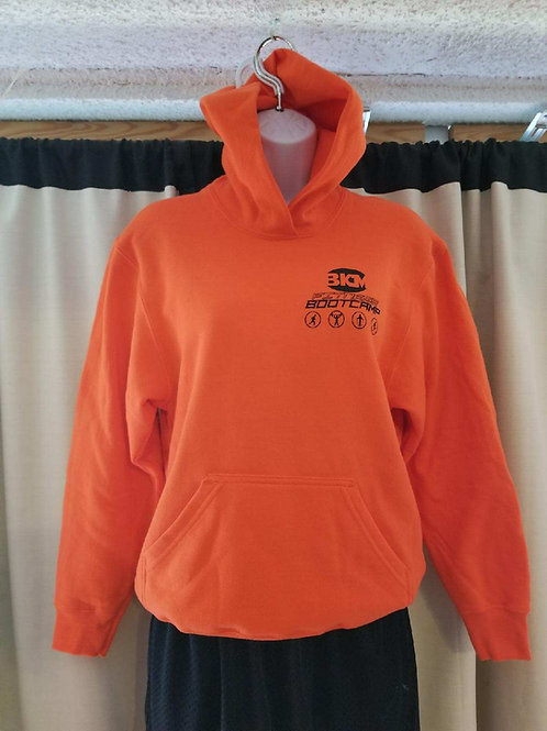 BKM Orange Hoodie