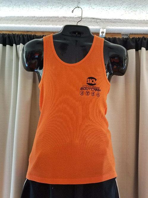 BKM Orange Tank Top