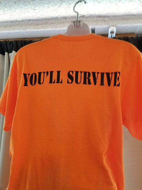You'll Survive Tee