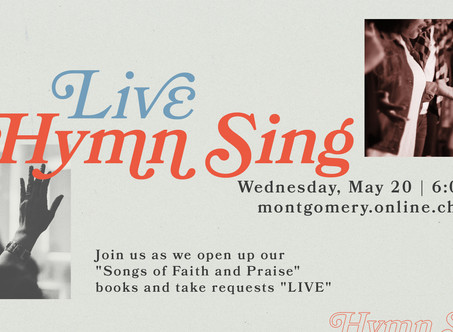 Live Hymn Sing