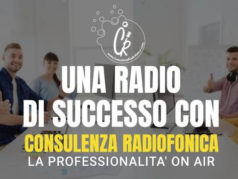 Consulenza Radiofonica nasce per soddisfare le esigenze delle imprese radiofoniche