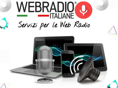 SERVIZI OFFERTI da WEB RADIO ITALIANE  ULTIMI PACCHETTI DISPONIBILI