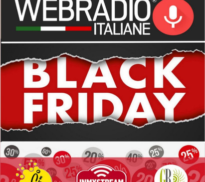 BLACK FRIDAY WEB RADIO ITALIANE