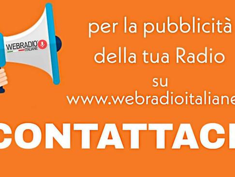 Pubblicizza la tua Radio su www.webradioitaliane.it
